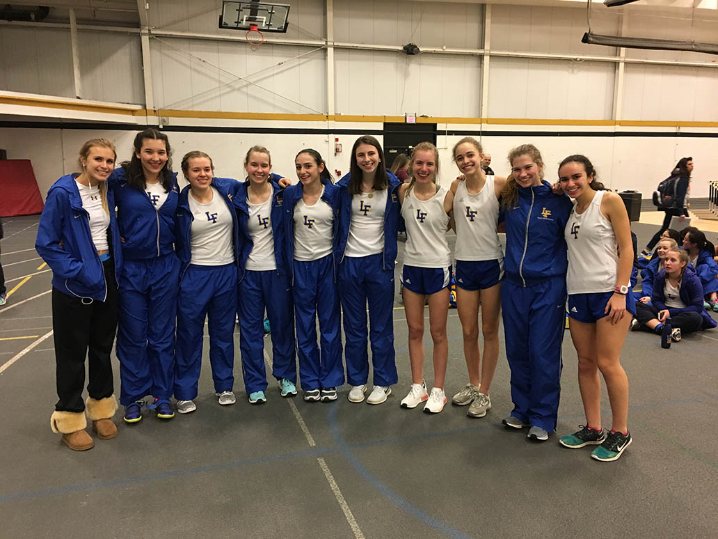 Ten team members had personal best results at the Bud Swanson Invite.