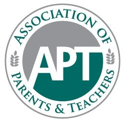 Logo for the Association of Parents and Teachers